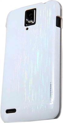 Задняя крышка для Huawei Ascend U9500 Nillkin Dynamic Color White - общий вид