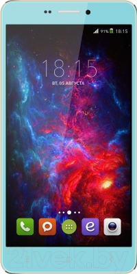 Смартфон BQ Wide BQS-5515 (голубой)