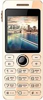 Мобильный телефон Vertex D512 (золото) -