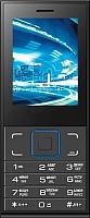Мобильный телефон Vertex D513 (черный) -