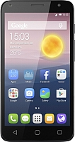 Смартфон Alcatel One Touch Pixi 4(5) / 5010D (черный/зеленый) -