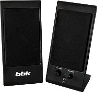 Мультимедиа акустика BBK CA-191S (черный) -