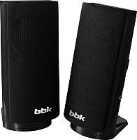 Мультимедиа акустика BBK CA-195S (черный) -