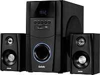 Мультимедиа акустика BBK CA-217S (черный) -