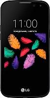 Смартфон LG K3 / K100DS (черно-синий) -