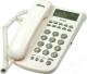 Проводной телефон Ritmix RT-440 (белый) -