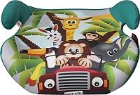 Автокресло Lorelli Teddy Jungle Rase (10070751631) -