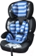 Автокресло Lorelli Junior Premium Black Blue Stars (10070841679) -
