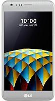 Смартфон LG X Cam / K580DS (серебристый металлик) -