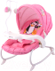 Детский шезлонг Lorelli Dream Time Pink Penguin (10110061620) -