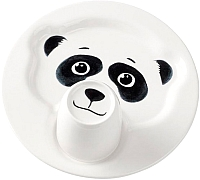 Набор столовой посуды Villeroy & Boch Animal Friends Панда (2пр) -