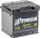 Автомобильный аккумулятор A-mega Special 6СТ-50-А3 (50 А/ч) -