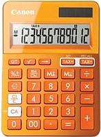 Калькулятор Canon LS-123K (оранжевый) -