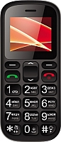 Мобильный телефон Vertex C305 (черный) -