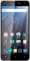 Смартфон Vertex Impress More (черный) -