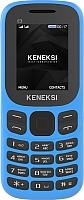Мобильный телефон Keneksi E3 (голубой) -