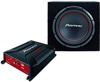 Корпусной пассивный сабвуфер Pioneer GXT-3604BR -