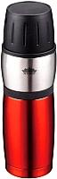 Термос для напитков Peterhof PH-12412 (красный) -