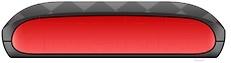 Мобильный телефон TeXet TM-214 (черный/красный)
