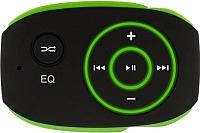 MP3-плеер TeXet T-24 (8Gb, черно-зеленый) -
