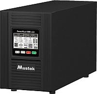 ИБП Mustek PowerMust 2016 LCD (2KVA), Online, IEC (98-ONC-X2016) -