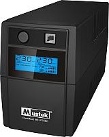 ИБП Mustek PowerMust 848 LCD (850VA), IEC (98-LIC-C0848) -