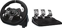 Игровой руль Logitech Driving Force Racing Wheel G920 -