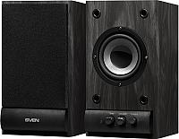 Мультимедиа акустика Sven SPS-608 (черный) -
