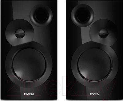 Мультимедиа акустика Sven SPS-701 (черный)