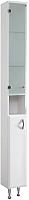 Шкаф-пенал для ванной Belux Аквалина П20 (левый) -