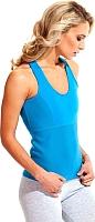 Майка для похудения Bradex Body Shaper SF 0134 (M, голубой) -