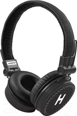Наушники-гарнитура Harper HN-500 (черный)