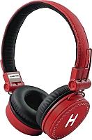 Наушники-гарнитура Harper HN-500 (бордовый) -