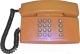 Проводной телефон Мажор Сигно-201 (оранжевый) -