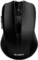 Мышь Sven RX-345 (черный) -
