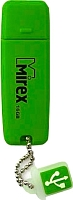 Usb flash накопитель Mirex Chromatic Green 16GB / 13600-FMUCHG16 -