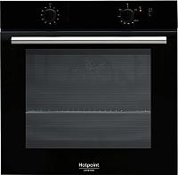 Газовый духовой шкаф Hotpoint GA2 124 BL HA -