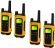 Рация Motorola TLKR T80 Extreme Quad Pack -
