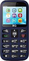 Мобильный телефон BQ Comfort BQM-2300 (черный) -