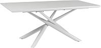 Обеденный стол Signal Taranto (белый) -