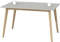 Обеденный стол Halmar Lorrita (пепельный) -
