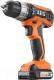 Профессиональная дрель-шуруповерт AEG Powertools BSB12G3LI-202C (4935451531) -