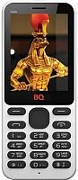Мобильный телефон BQ Luxor BQM-2401 (белый) -