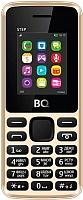 Мобильный телефон BQ Step BQM-1830 (кофейный) -