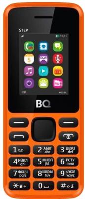 Мобильный телефон BQ Step BQM-1830 (оранжевый)