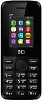 Мобильный телефон BQ Step BQM-1830 (черный) -