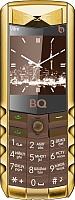 Мобильный телефон BQ Vitre BQM-1406 (коричневый/золото) -
