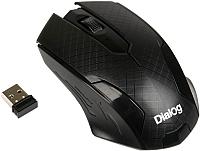 Мышь Dialog Pointer MROP-07U (черный) -