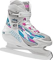 Коньки ледовые Roces Fuzzy 3 Girl 450671 (размер 36-40) -