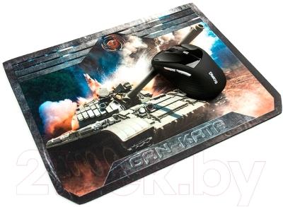 Коврик для мыши Dialog PGK-07 Tank